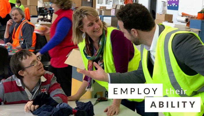 A strong future for supported employment